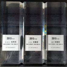 Leading the Pack: Shape China Earns Three Customer Awards