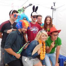 Rodiny a přátelé se sešli na Shape festivalu