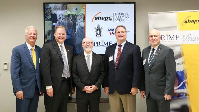 Shape Partners with SME's PRIME Program