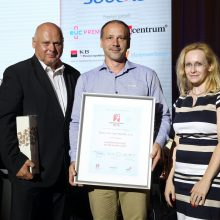 Shape Czech Awarded Best Employer