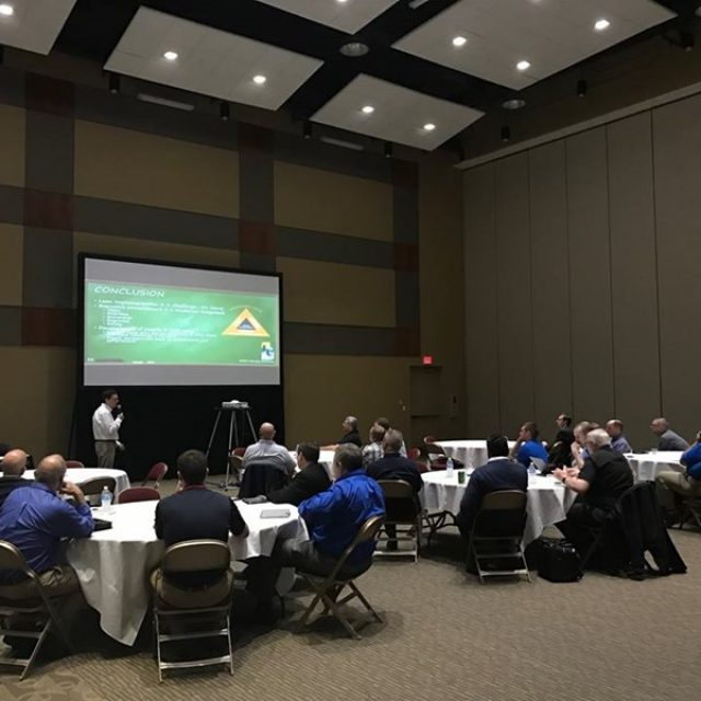 Shape Wows at BAMA Bi-annual Conference