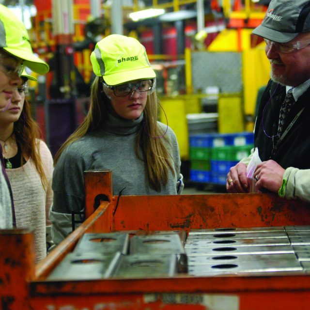 Inspiring the Future Workforce