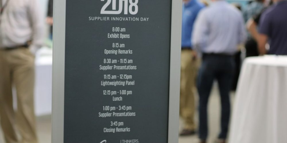 Shape's Second Annual Supplier Innovation Day