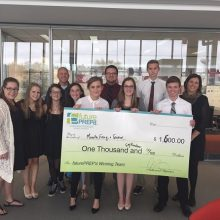 Shape's FuturePrep'D Students Take Home Scholarships