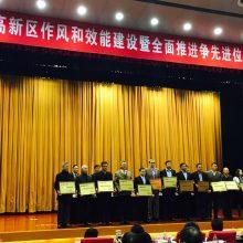 Shape China Earns Government Award