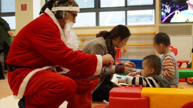 与爱同行 | 顺普中国与福利院儿童共度圣诞节