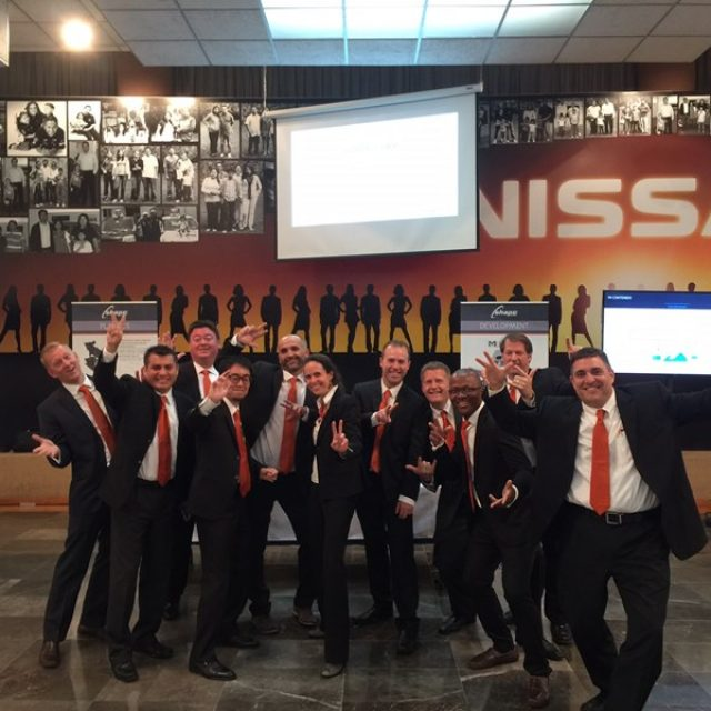 Shape Wows Nissan at Tech Show