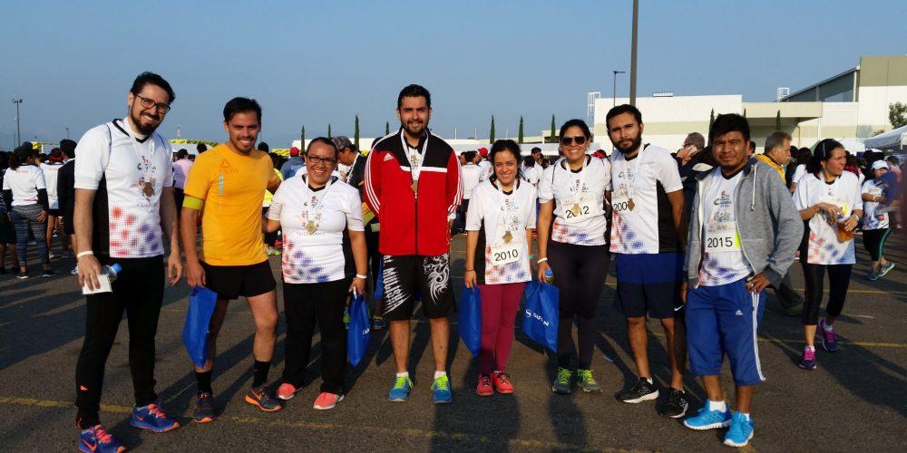 Participación de Shape México en carrera PIQ 2016