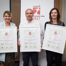 "Czech Shape Named ""Employer of the Year"" Third Time"