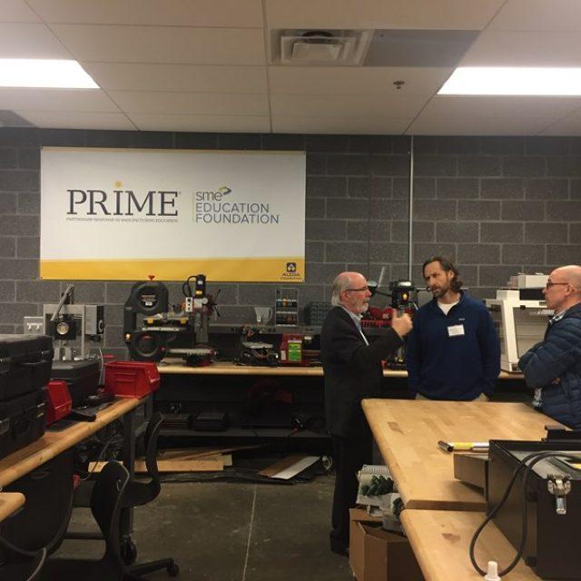 Shape Explores SME PRIME Lab