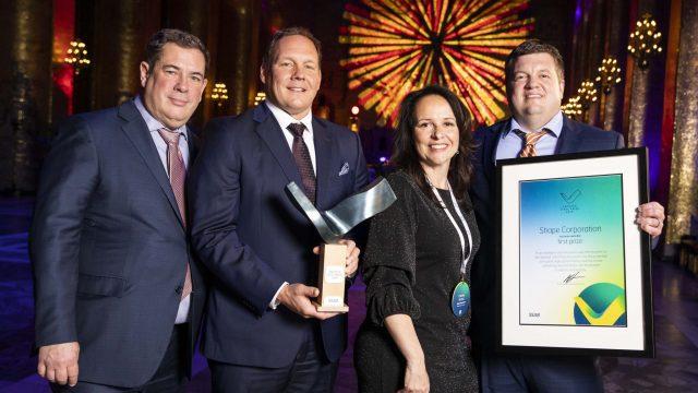 Shape Corp. wins Swedish Steel Prize 2019