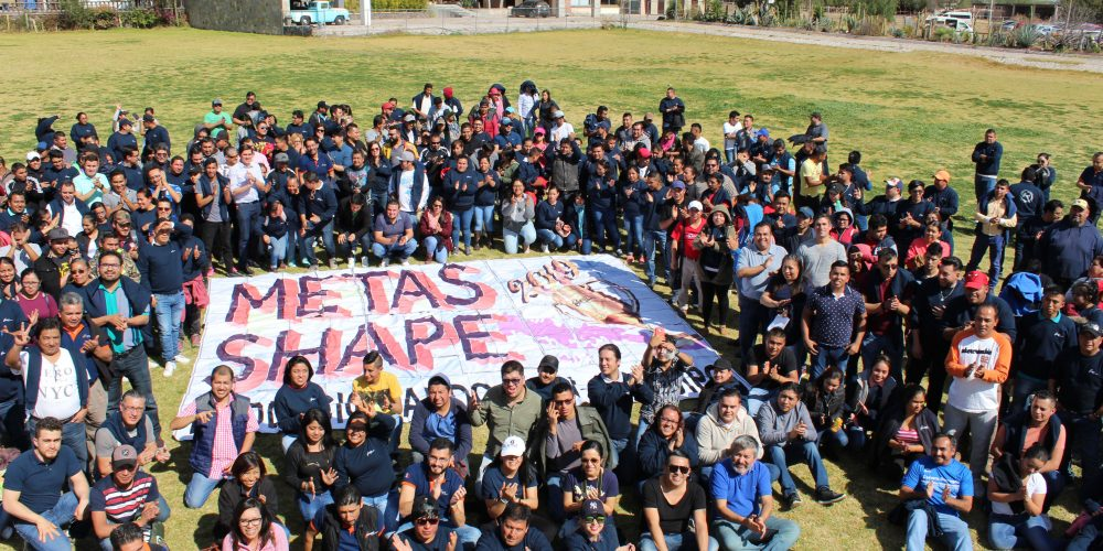 ¡Metas Shape 2019!