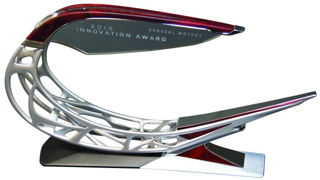 General Motors Honors Shape Corp. as Winner of  Coveted Supplier Innovation Award
