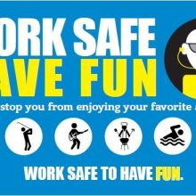"Toyota Shares our ""Work Safe, Have Fun"" Campaign Nation-wide"