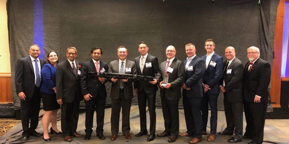 "Congratulations Shape! 2018 SPE® Automotive Innovation Awards ""Hall Of Fame"" Winner'"