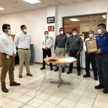 Shape Mexico Wins Ford Q1 Award