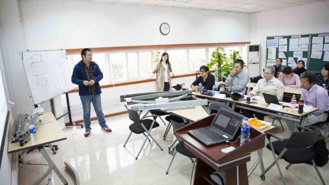Shape China Wins Training Award